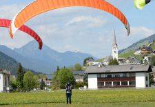Paragliding – endlich fliegen…