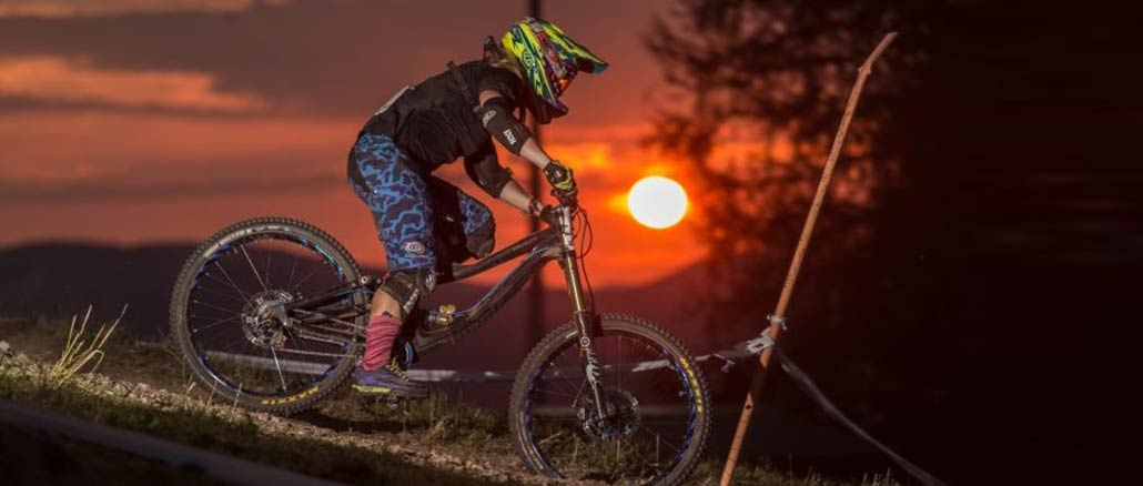 "24h Downhill ""race the night"" am Zauberberg"