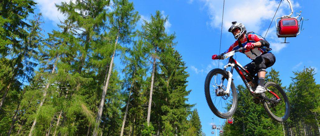 Bike-MTB enduro one