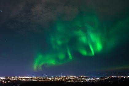 Alaska Polarlichter