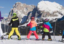 Neues Familienprogramm zum Start der Wintersaison 2016/2017 in der Ferienregion Seiser Alm
