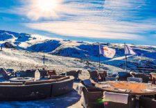 Luxuriöses Skivergnügen in der Sierra Nevada