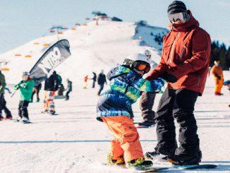 Kinder-Snowboards von Nitro