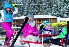 Kinderhotel Buchau: Ski, Pferd, Kletterhalle in einem Achensee-Urlaub