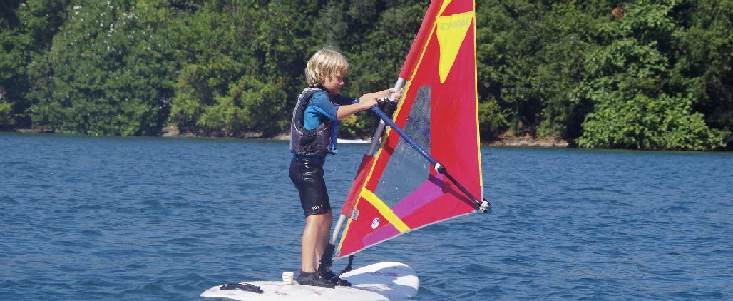 Stickl Sportcamp am Gardasee