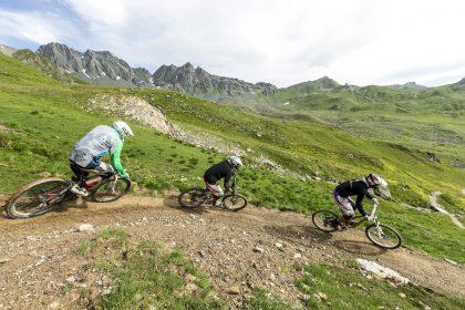 AlpTridaFlowtrailSamnaun Graubünden