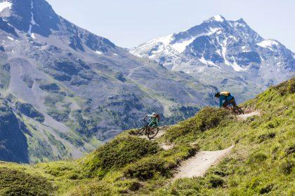 Corviglia Flowtrail St. Moritz