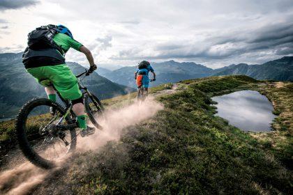 Pischa Trail Davos