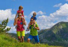 Family Austria: Zwölf Chancen auf einen kostenlosen Familienurlaub