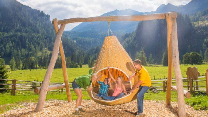 Urlaub mit Babys und kleinen Kinder