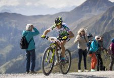 World Games of Mountainbiking in  Saalbach Hinterglemm