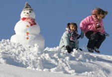 Abwechslungsreicher Winterurlaub für die ganze Familie