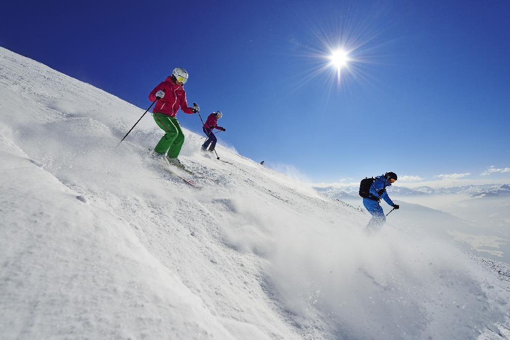 hohe salve Kitzbüheler Alpen