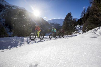 E-Fat Bikes in Bormio