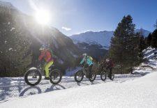 E-Fat Bikes in Bormio: Bike-Erlebnis im Winter