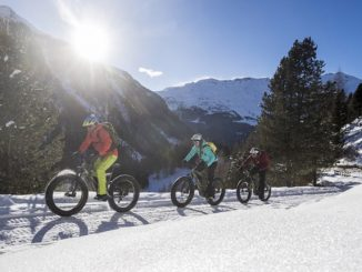 E-Fat Bikes in Bormio
