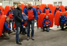 Bergwacht Bayern setzt auf Lawinenairbags von ABS
