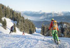 Zum Ski-Saisonausklang nach Oberbayern
