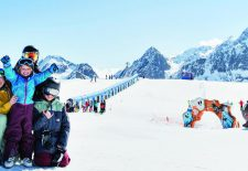 FIS Snow Kidz Day am Stubaier Gletscher