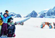 FIS Snow Kidz Day am Stubaier Gletscher