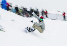LAAX und Snowboard Ikonen rufen zum SuddenRush Banked Slalom