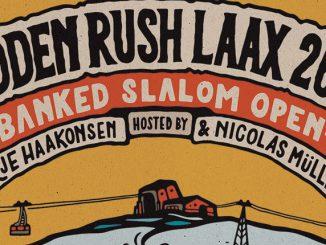 Sudden Rush Banked Slalom LAAX