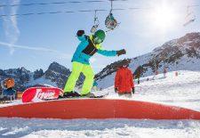 SNOWHOW Kids' Days Parks shredden wie kleine Profis