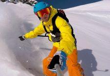 St. Anton am Arlberg: Von der Piste auf die Leinwand