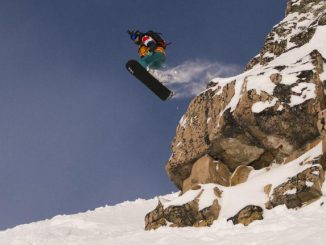 FREERIDE WORLD TOUR KICKING HORSE
