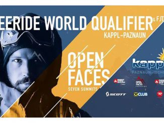 OPEN FACES FREERIDE CONTESTS in Kappl-Paznaun