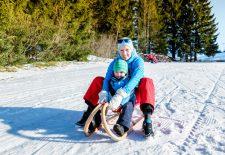 Winterurlaub im Mühlviertel für die ganze Familie