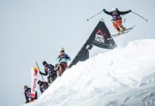 OPEN FACES FREERIDE CONTESTS 2018 in Alpbach
