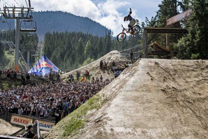 Crankworx World Tour Freeride Mountain Bike Association