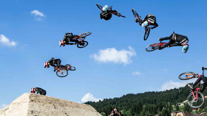 Crankworx World Tour und die Freeride Mountain Bike Association (FMBA)