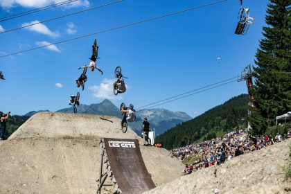 Crankworx World Tour Freeride Mountain Bike Association (FMBA)