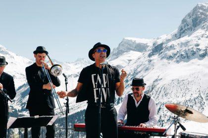 "Musik-Festival ""Tanzcafé Arlberg"""