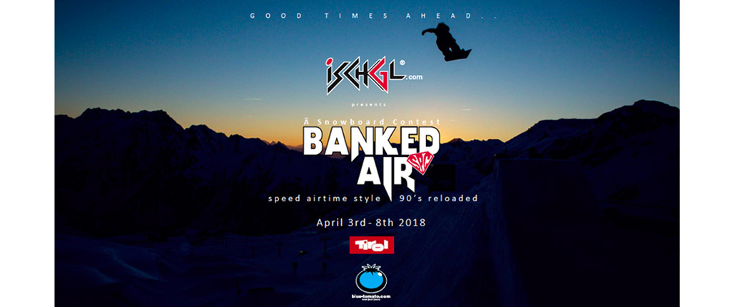 Ischgl Banked Air