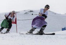 55. Hochfügener Seilrennen — das traditionelle Event mit Kultcharakter
