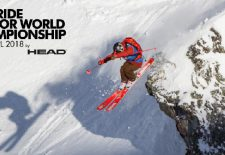 Freeride Junior World Championship in Kappl