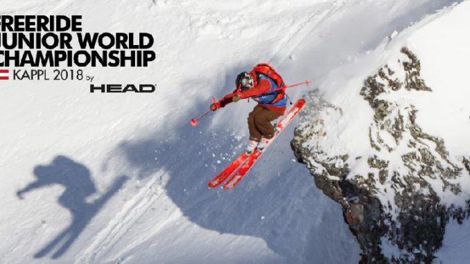 Freeride Junior World Championships Kappl
