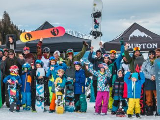 Family Freestyle Weekend 2018 Snowpark Alpendorf