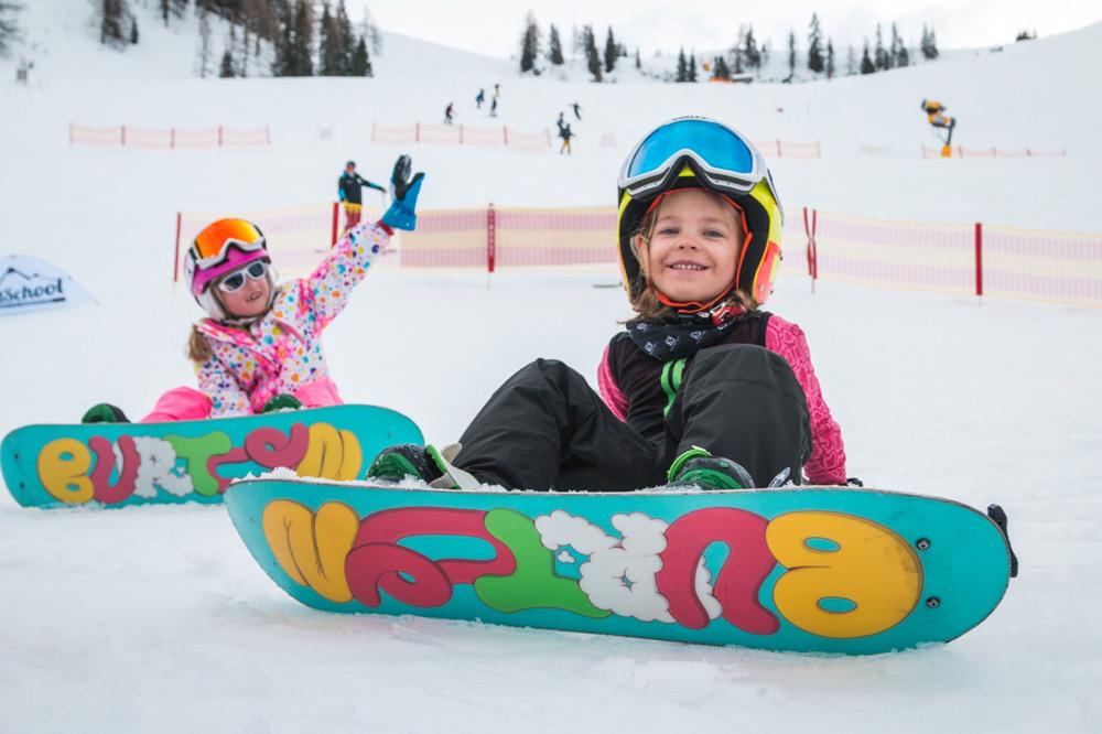 Family Freestyle Weekend 2018 Snowpark Alpendorf