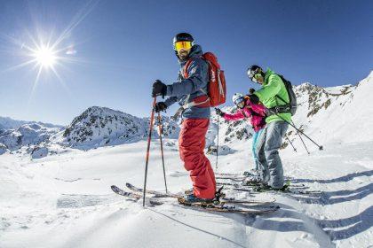 Skigebiet Hochfügen-Hochzillertal & Spieljoch