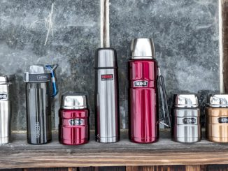 Thermos Stainless King