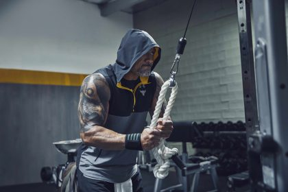 UNDER ARMOUR KOLLEKTION MIT DWAYNE 'THE ROCK' JOHNSON