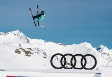 Die Audi Nines 2018 fusionieren Slopestyle und Snowcross zu einem revolutionären Event!
