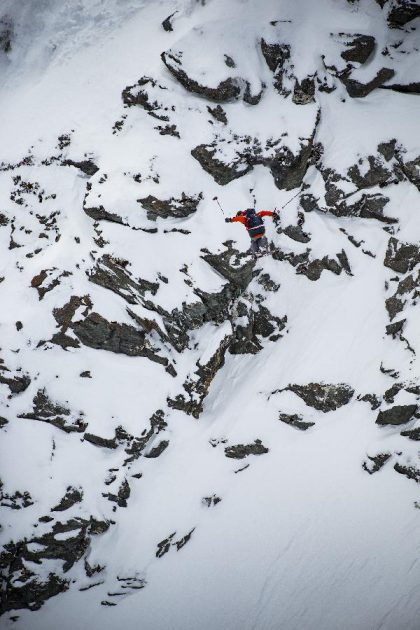 Freeride World Tour 2018 Verbier