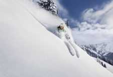 Aktueller Skibetrieb in Skicircus Saalbach Hinterglemm Leogang Fieberbrunn