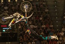 NIGHT of the JUMPs 2018 in München – Luc Ackermann schockt die Weltmeister