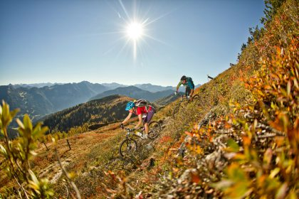 Rad- und Bike-Urlaub SalzburgerLand